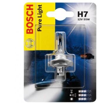Лампа BOSCH  H7 12V 55W 1987301012