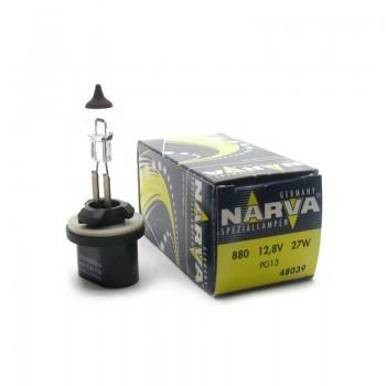 Лампа галогенная NARVA  880 12.8V 27W PG13 NVA C1 (1) STANDARD 48039