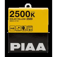 Лампа PIAA BULB SOLAR YELLOW H4 (HY101) 2500K HY101-H4