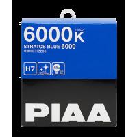 Лампа PIAA BULB STRATOS BLUE H7 (HZ206) 6000K HZ206-H7