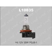 Лампа автомобильная LYNX H8 12V 35W L10835