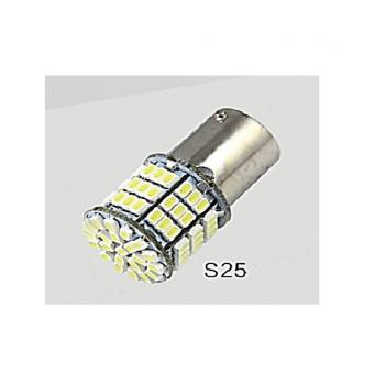 Автолампа светодиодная 1156-85SMD-1206   V12