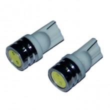 Автолампа-светодиодная T10 - W5W -1 HP