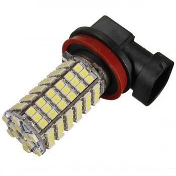 Габариты светодиодная лампа H11-120SMD (1206)