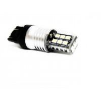 Светодиодная лампа T20 7443 W21-5W 12V Canbus