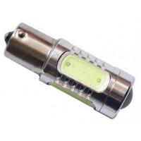 Светодиодная лампа ВА9S-5SMD-7.5W  12V