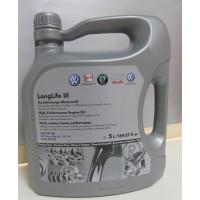 """Масло моторное синтетическое VAG """"Longlife III 5W-30"""", 5л / G052195M4"""