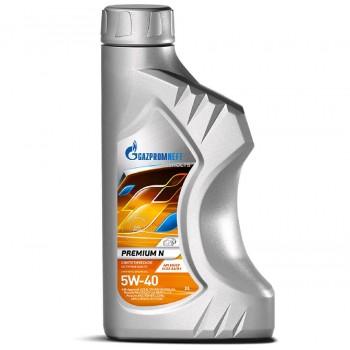 Масло моторное Gaspromneft Premium N 5W-40 1л. 2389900143