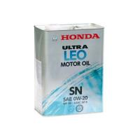 Моторное масло HONDA Ultra LTD API SAE 0W/20 SN/GF-5, 4 л 0821799974