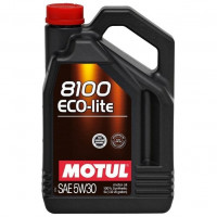Моторное масло MOTUL 8100 Eco-Lite 5W-30 5 л  108214