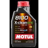 Моторное масло MOTUL 8100 X-clean EFE 5W-30 1 л   109470