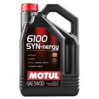 Моторное масло Motul 6100 SYN-NERGY 5W40 4л. 107978
