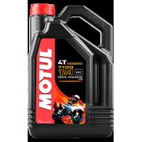 Моторное масло Motul 7100 4T 10W40 4л. 104092