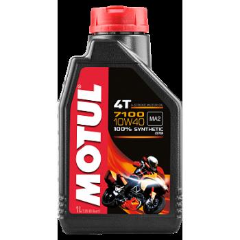 Моторное масло Motul 7100 4T 10W40 1л. 104091