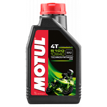 Моторное масло Motul 5100 4T 10W40 1л. 104066