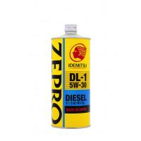 Масло моторное IDEMITSU Zepro Diesel DL-1 5W-30 синтетическое 1л. Япония