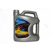 Масло моторное 10W-40 4л Gazpromneft Super полусинтетическое 2389901318