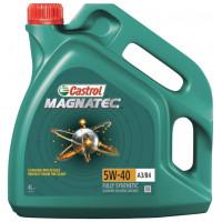 Моторное масло CASTROL Magnatec 5W-40 4 л. 156E9E