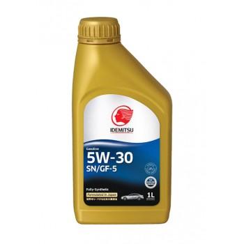 Масло моторное IDEMITSU Fully-Synthetic 5W-30 SN/GF-5  1л.