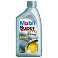 Моторное масло Mobil Super 3000 5W-40 1л, 152060