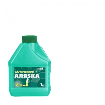Антифриз Аляска -40 green (1кг)