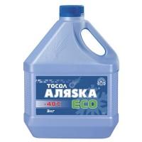 Тосол Аляска А40 3кг ЭКО
