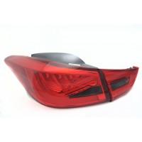Задние фонари  HYUNDAI ELANTRA 2012+ Комплект