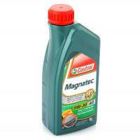 Моторное масло Castrol Magnatec 5W/30 A5, 1 л, синтетическое  153EFF