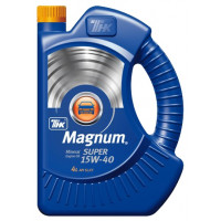 Моторное масло ТНК MAGNUM MOTOR PLUS 15W-40 4л. 40614442