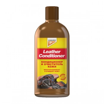 Кондиционер для кожи  Kangaroo  Leather Conditioner, 300мл  250607