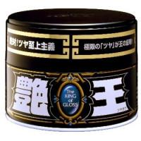 Полироль для кузова усиление блеска Soft99 The King of Gloss для темных, 300 гр  00177