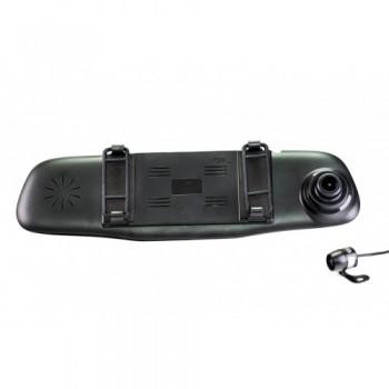 Видеорегистратор VIPER C3-351 Duo + зеркало + камера заднего вида