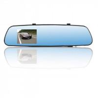 Зеркало заднего вида с встроенным видео регистратором
