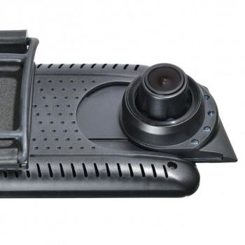 Видеорегистратор Intego VX-435MR ( зеркало монитор + камера заднего вида )