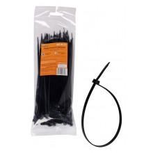 Хомуты кабельные AIRLINE 3,6*200 мм, пластиковые, черные, 100 шт. ACT-N-22