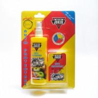Полироль очист. пластика с губкой JOKER Яблоко 8119
