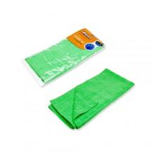Салфетка из микрофибры зеленая AB-A-07 (50x70 см)