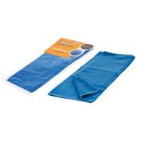Салфетка из микрофибры синяя AB-A-03  (35x40 см)