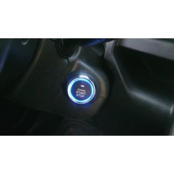 Кнопка START-STOP Engine + Иммобилайзер+ подсветка (Бензин, Дизель)