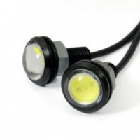 Светодиодные огни 3W - 2 шт