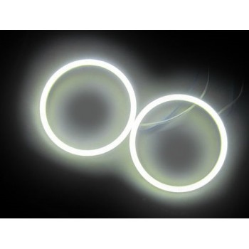 Ангельские глазки для билинз COB 110 мм 2шт.