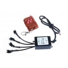 Контроллер дхо, блок для стробоскопов + пульт ДУ