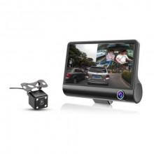Автомобильный видеорегистратор c 3-я камерами DVR-H33