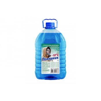 Жидкость стеклоомывающая Полярник - 10 3 л