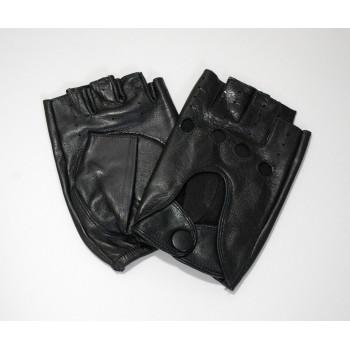 Перчатки водителя из кожи ягненка ПЯ03, размер 10,50